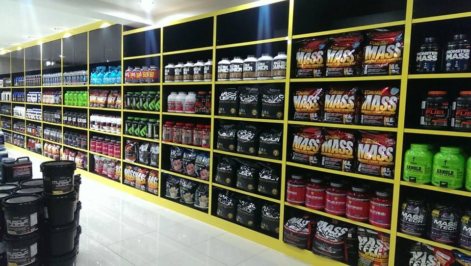Los suplementos no son necesarios para obtener masa muscular
