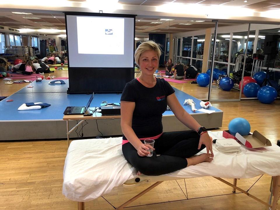 Školenie Fyzioterapia svalov panvového dna