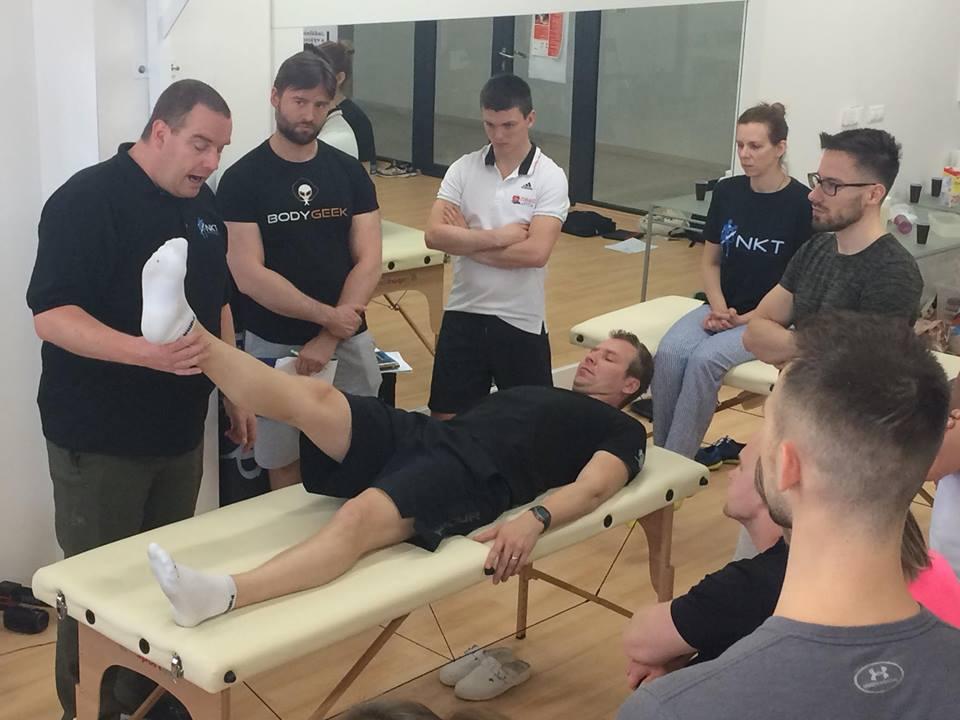 NeuroKinetic Therapy NKT 1 Bratislava